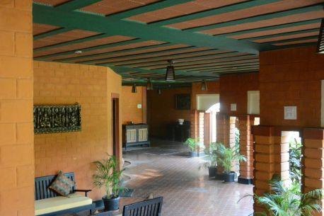 Village Resort at Mysore, by B S Bhooshan