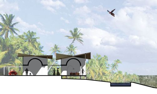 Vault House at Cochin By Meister Verma Architects