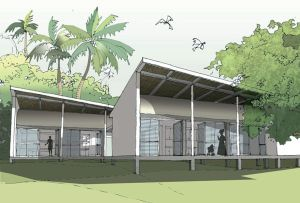 Vault House at Cochin By Meister Varma Architects