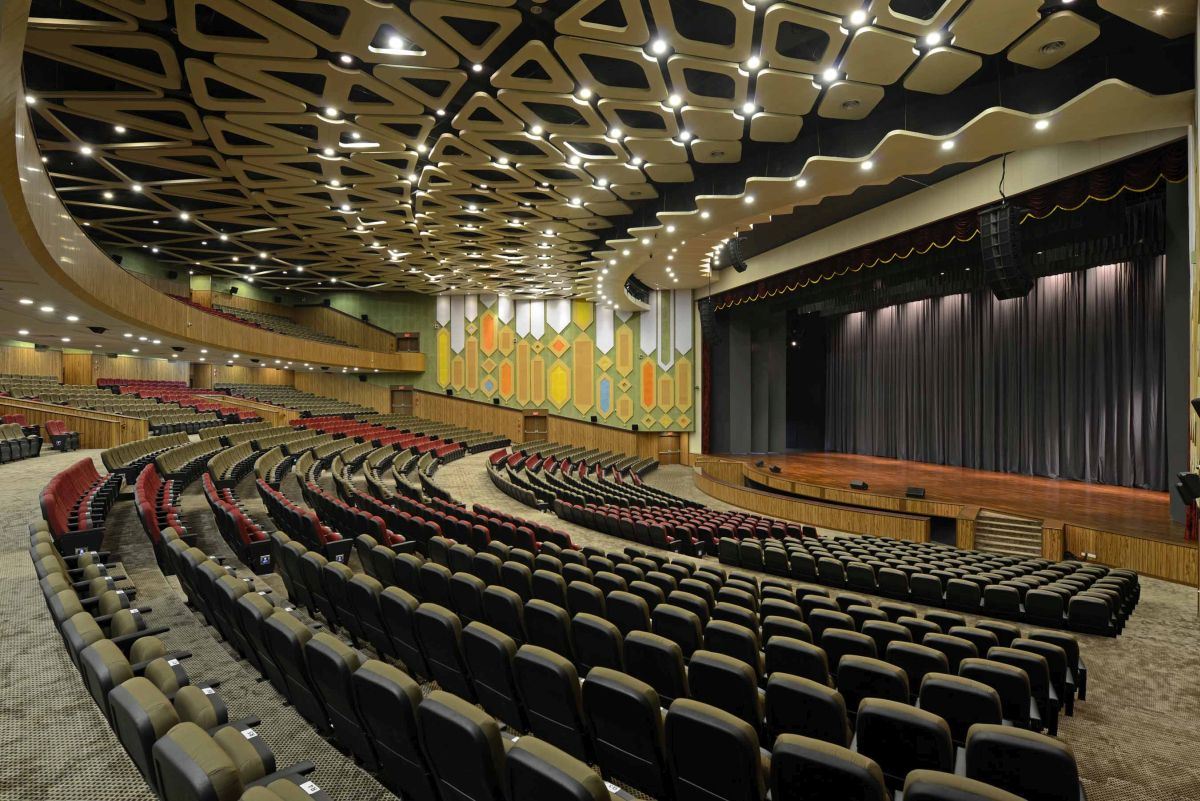Auditorium For Bits Pilani Hyderabad Campus By Architect