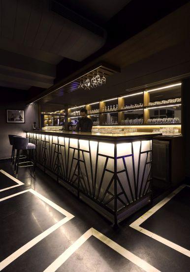 The Bar Cat, New Delhi, Also Architects