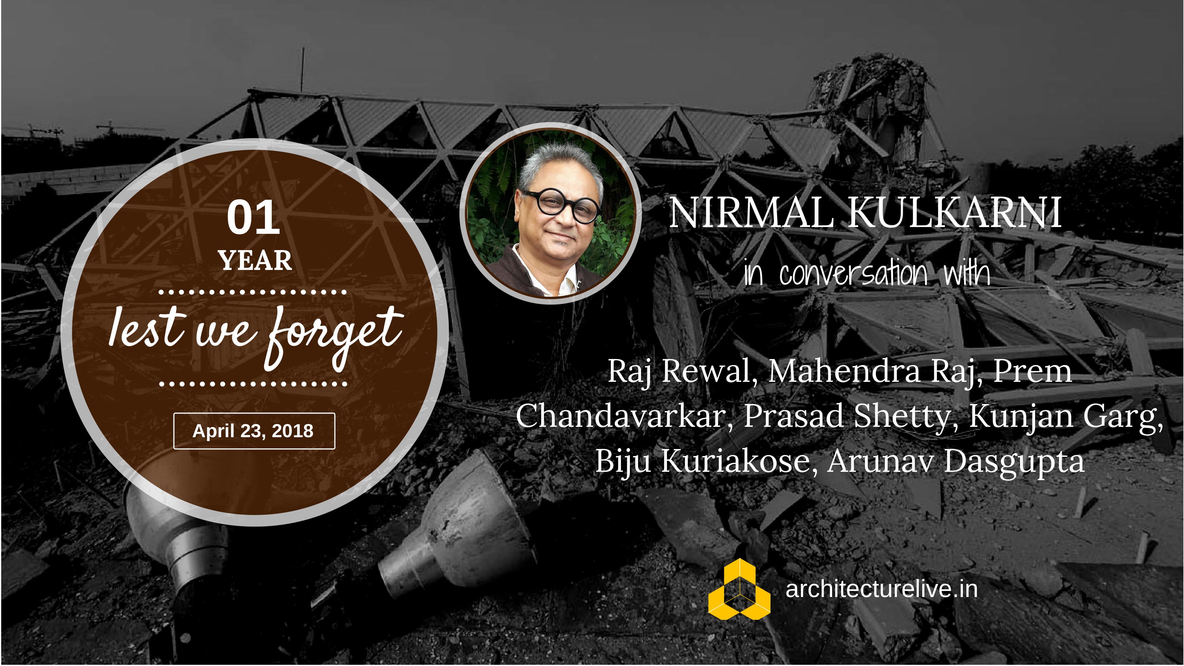 Nirmal Kulkarni - Hall of Nations