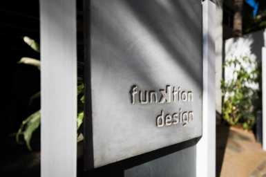 Funktion Design Studio at Bangalore by Madhusudhan Sridhar