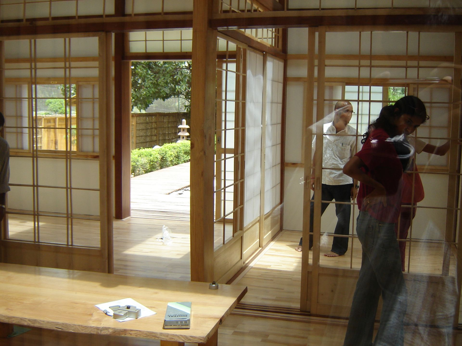 Indo-Japanese Tea House and Cultural Centre - SpaceMatters with Sanjeet Wahi'