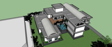 image015-Bathal Residence-Ranjeet Mukherjee- The Vrindavan Project