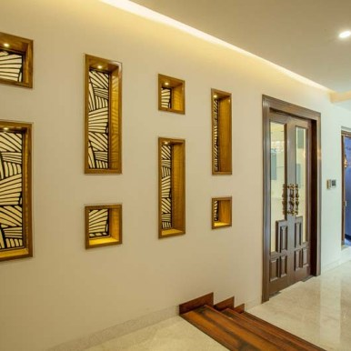STAGGERED HOUSE at GURGAON by MC+CF Architects