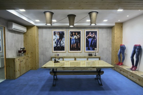 IMELDA.INC at New Delhi by Spaces Architects@ka
