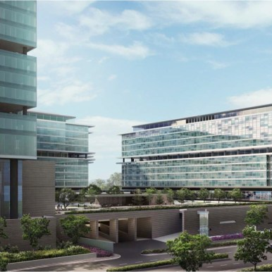 Business Bay at Pune by Madhav Joshi and Associates