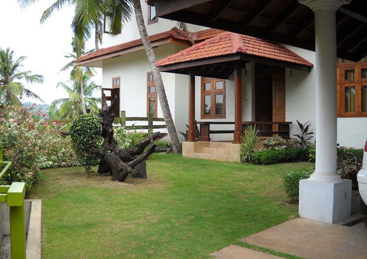 Sivaram house at Thiruvananthapuram by Benny Kuriakose