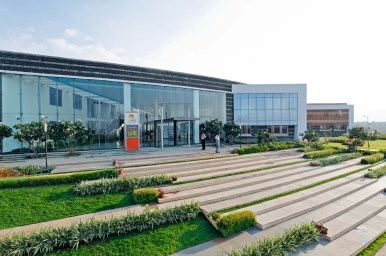 Sandip Institute of Research and Technology at Nashik by Environ Planners Architect