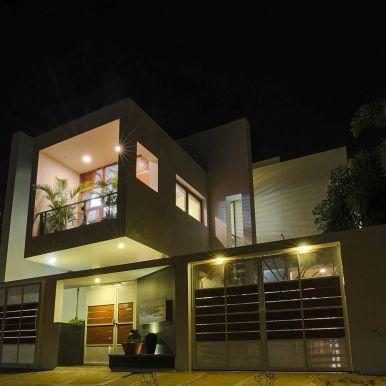 CASA LUX at Tumakuru, Karnataka by Studio WhiteScape