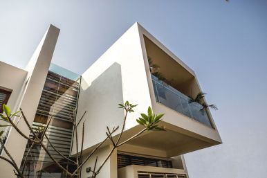 CASA LUX at Tumakuru, Karnataka by Studio WhiteScape
