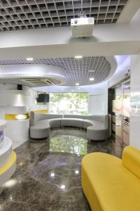 Hearing Aid Centre at Chennai by Murali Architects