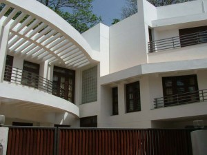 Shameel Residence at Chennai by Murali Architects