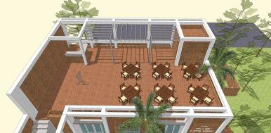 JAI Club House - View 5 (Terrace)
