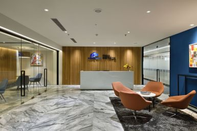 Office for Shapoorji Pallonji at Kolkata, Utopian Associates