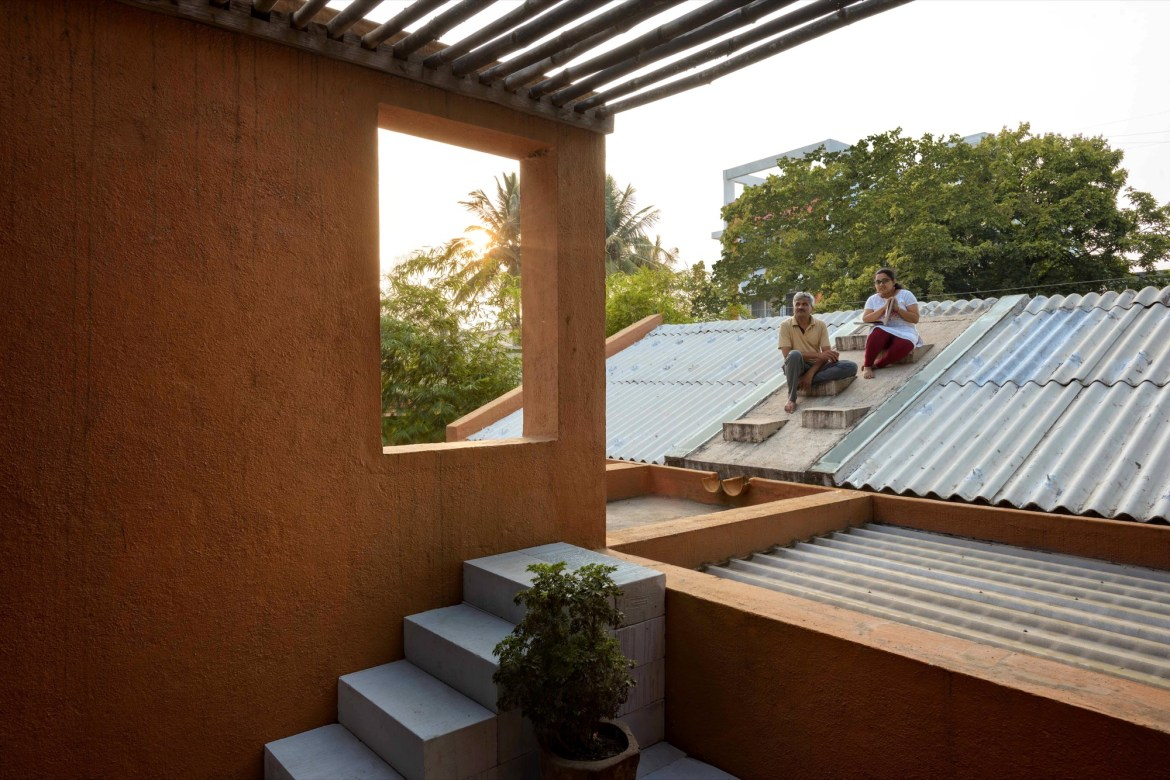 Iskilar, Residence at Pune, by Studio Anhad 13