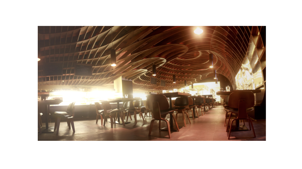Indigo Deli at Palladium, Sameep Padora and Associates 1