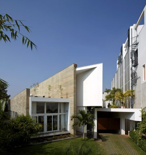 Fort House At Jubilee Hills, Hyderabad, By Sameep Padora