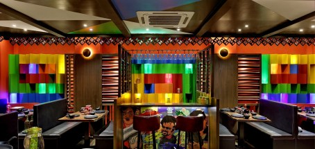 Pizza Da Dhaba - Manoj Patel Design Studio-1