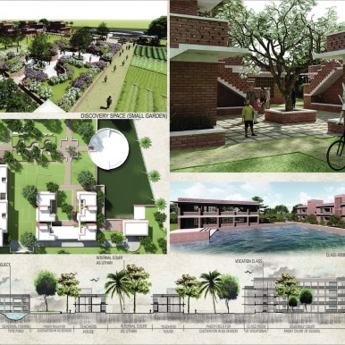 07section 4B.Arch Thesis - Street Children Rehabilitation Centre - Md Shahbuddin