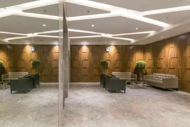Raheja Reflections Club, at Mumbai, by GA Design, Sachin Goregaoker 1