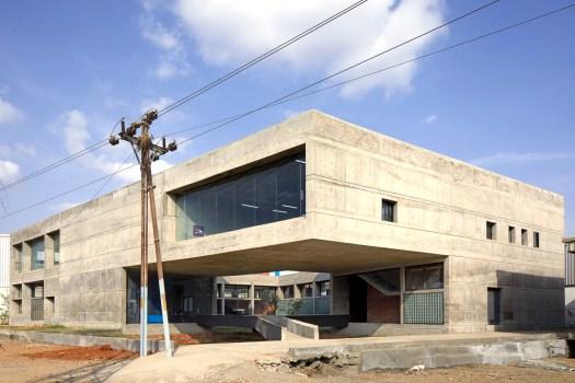 Concrete void (Vijay Transtech factory), at Bhiwandi, Maharashtra, by Sameep Padora and Associates 44