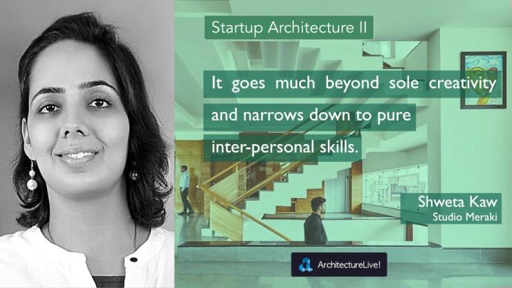 Studio Meraki - Startup Architecture