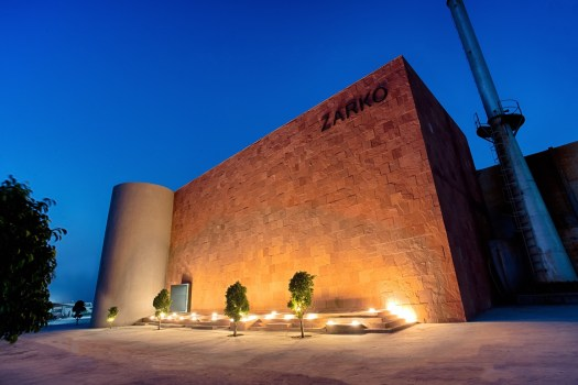 Zarko, office for ceramic tile manufacturing company at Morbi, Gujarat, by Bridge Studio 186