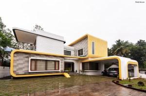 MySpace Architects - Residence in Kottayam, Kerala
