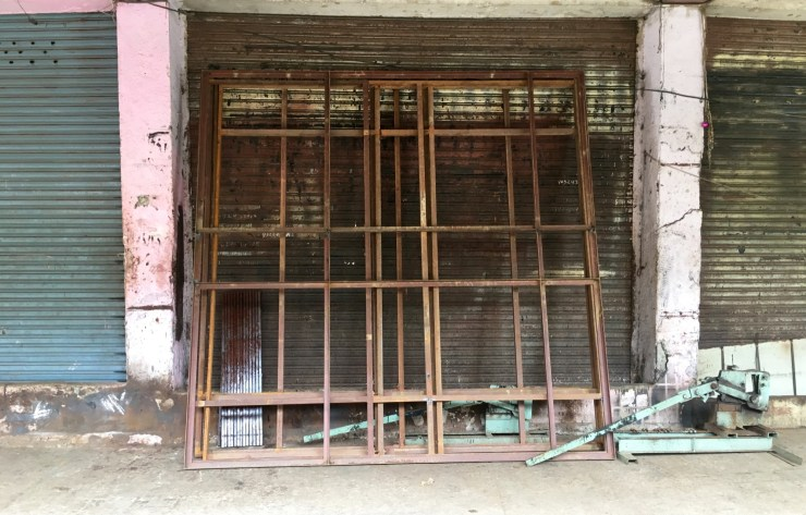 Urban Nomads- Housing for on-site migrant construction workers at Thane by Aniket Risbud 24