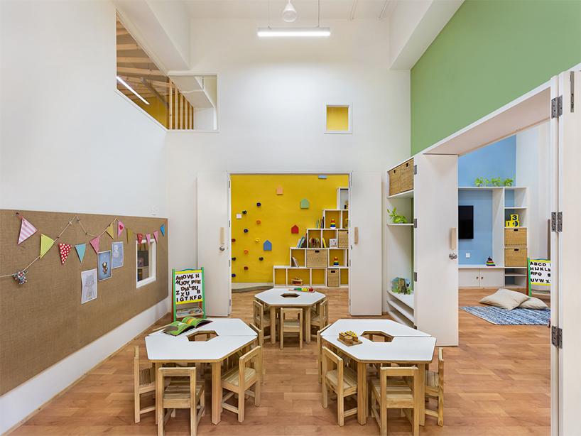 A joyful and fun pre-school in the suburbs of Mumbai, by SDM Architects 9