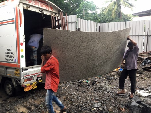 Urban Nomads- Housing for on-site migrant construction workers at Thane by Aniket Risbud 83
