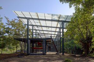 Architecture Brio - Magic Bus Learning Pavilion