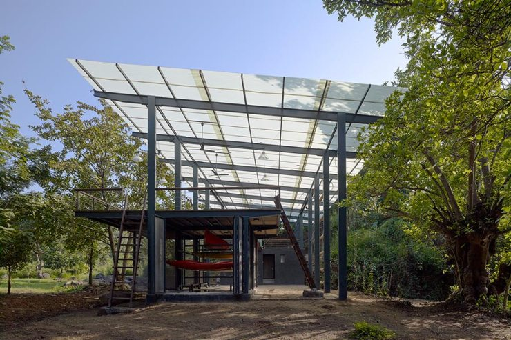 Magic Bus Learning Pavilion at Mumbai, by Architecture Brio 1