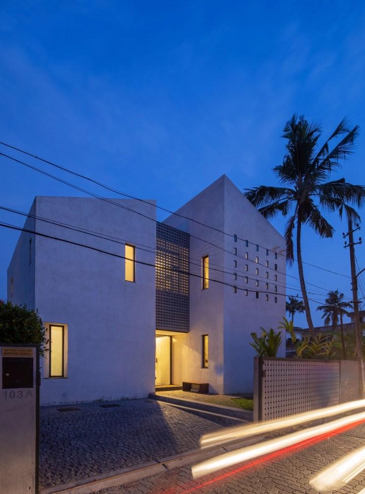 Maison Kochi, at Cohin, Kerala, by Meister Varma Architects 33