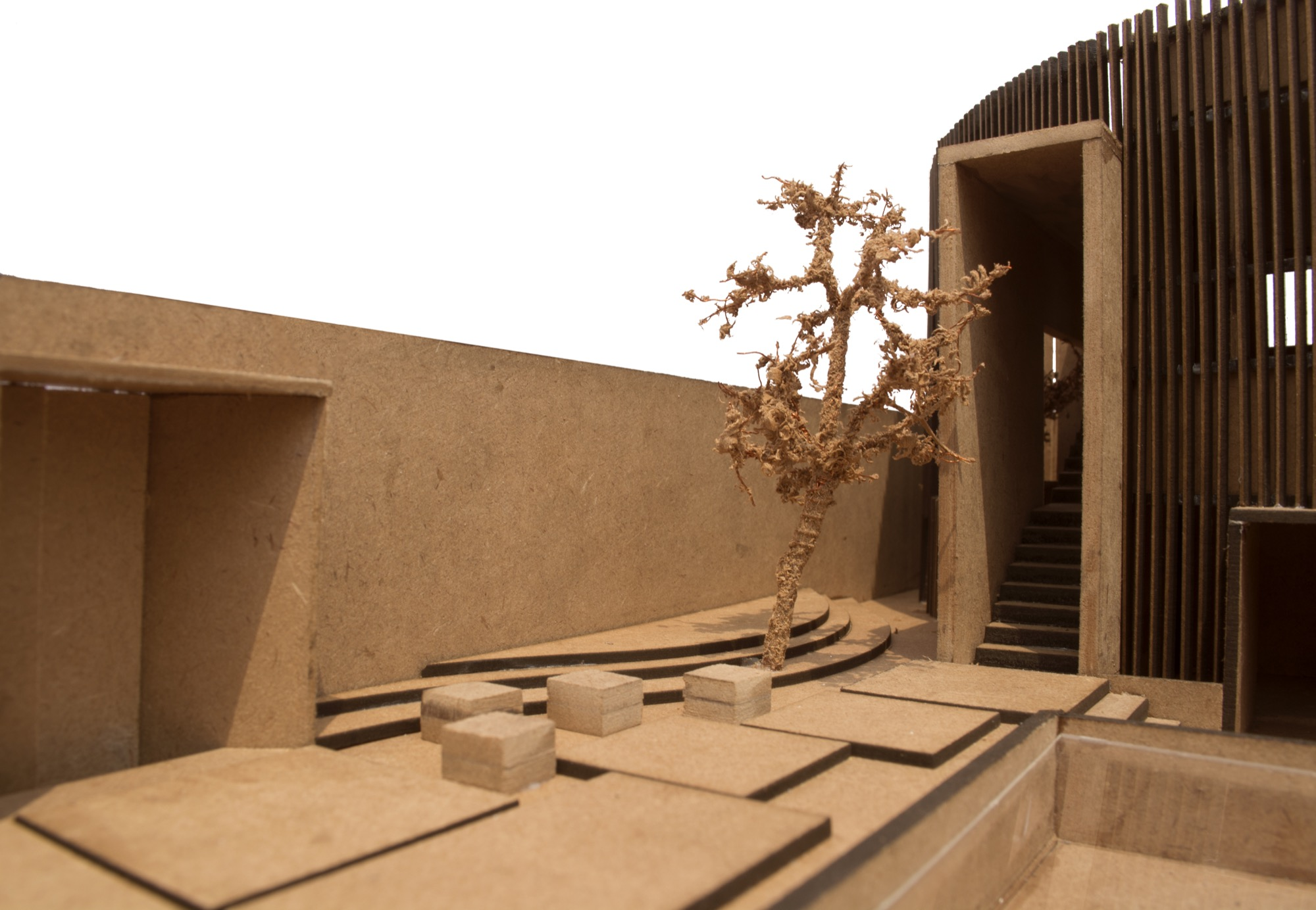 The House of Sweeping Shadows, Bansberia, West Bengal - Abin Design Studio 35