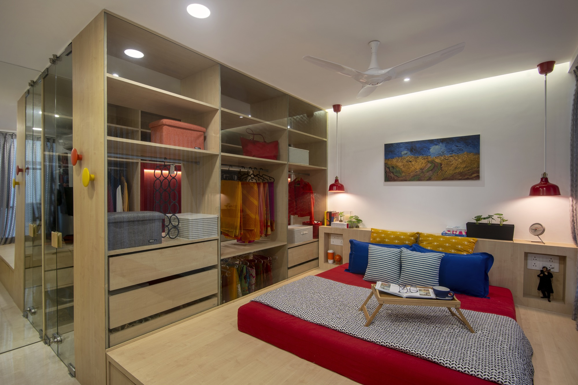 ESQUIRE: Interior Design for a residential Apartment at Mumbai, by Limehouse Design Studio 13