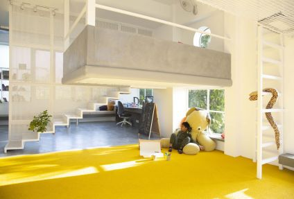 A Living Playground - House Interiors by Design Experiment