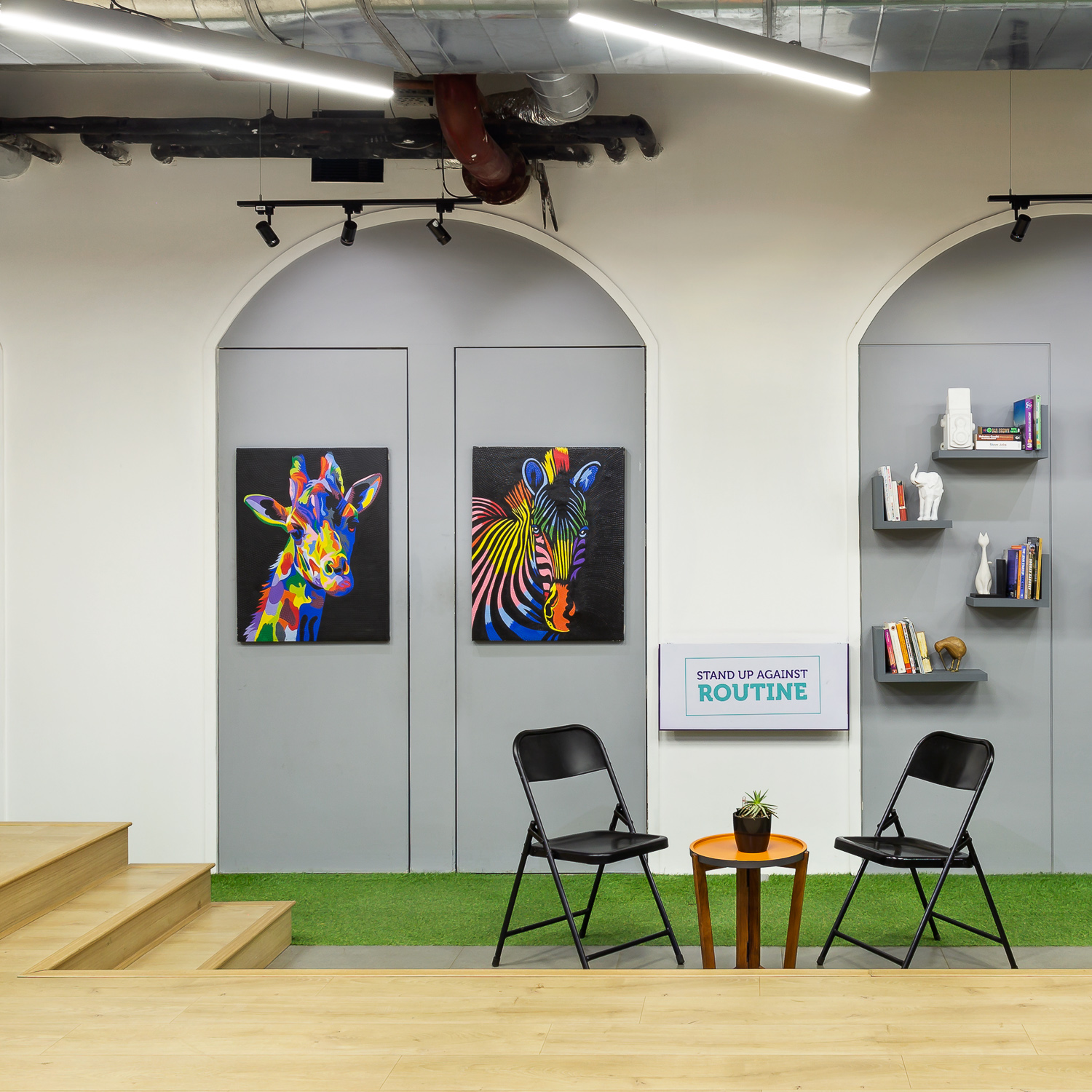 Happy Office, India Bulls, at Lower Parel, Mumbai, by Studio Osmosis 8
