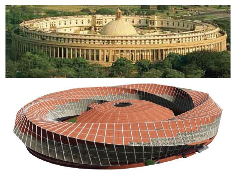 B.Arch Thesis: Emotions of a Democracy: New Parliament House of India, New Delhi Dhruval Shah 2