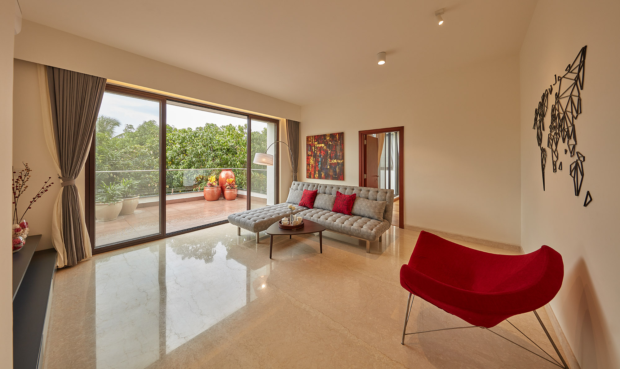 Under the Sun - Residential Development for Fortius Infra, by RSP Design Consultants 39