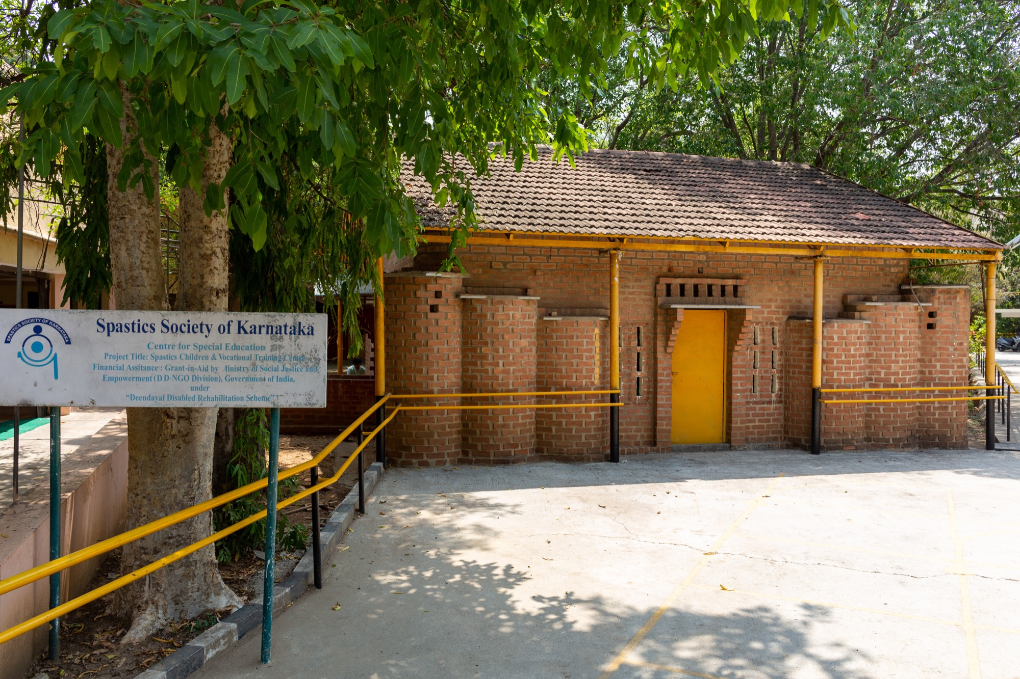Spastics Society of Karnataka, Biome Environmental Solutions