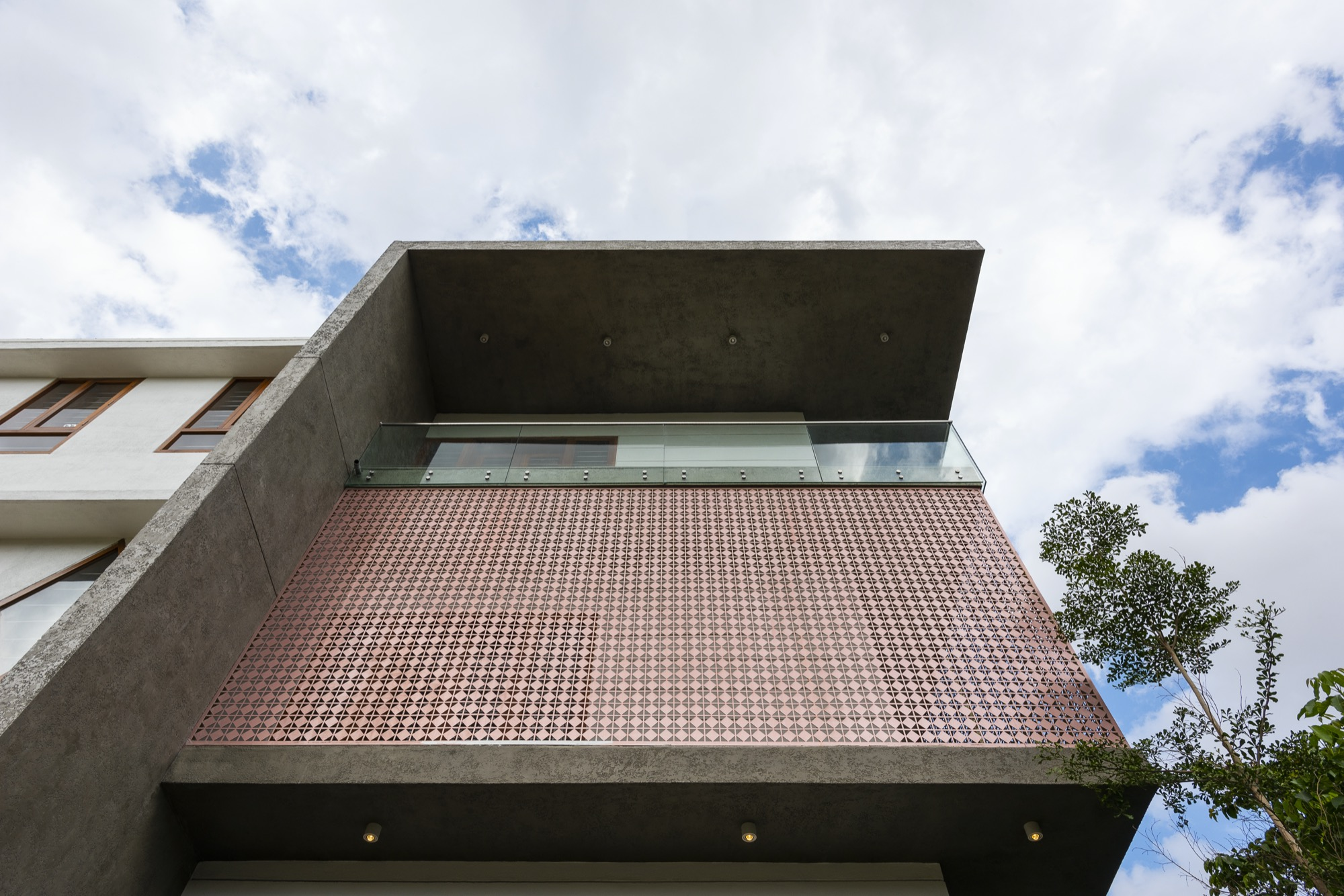 Hues of Copper House at Bengaluru, by Design Boulevard 5