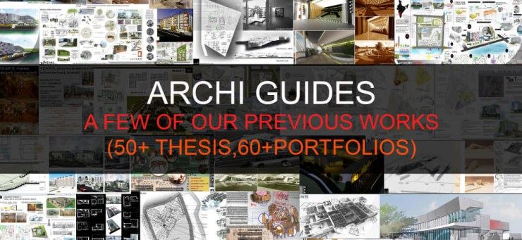 B.Arch Thesis For SALE: Monetizing B.Arch, One Portfolio At A Time 5