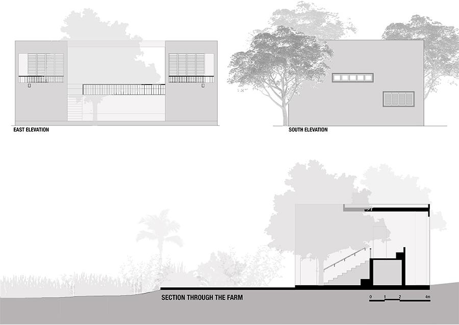 Mango Tree House at Saatnavri, Maharashtra, India by Samvad Design Studio, Bengaluru 3