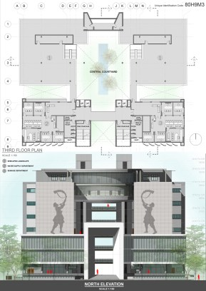 D:� UD+AC PROJECTS� LIVE PROJECTSIIA SATARA COMPETITION� FINAL SHEETSPDF PLANSNORTH ELEVATION.pdf