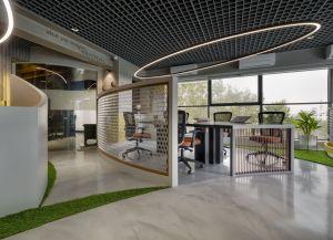 KAAS Design Studio, The Curvilinear Spine