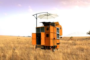 Portable Housing Concept by SOLO: 01 - Portable housing concepts in India, by The BILLBOARDS Collective