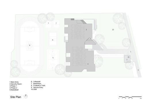 Rane Vidyalaya, Trichy, Shanmugam Architects